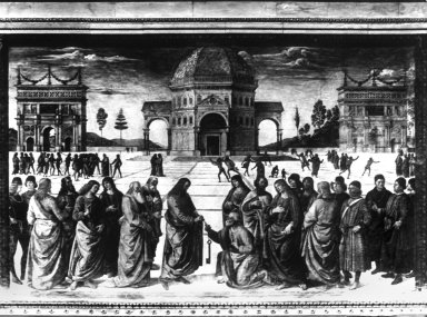 Delivery of the Keys to Saint Peter