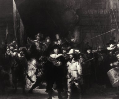Night Watch (Militia Company of Captain Frans Banning Cocq)