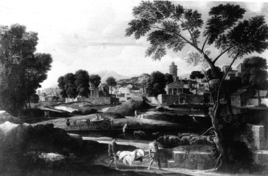 Landscape with the Burial of Phocion