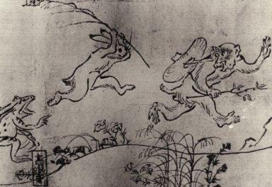 Animal Scroll