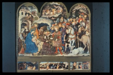 Strozzi Altarpiece (Adoration of the Magi)
