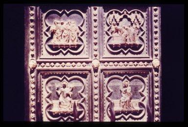 Florence Baptistery (Baptistery of San Giovanni): South Doors