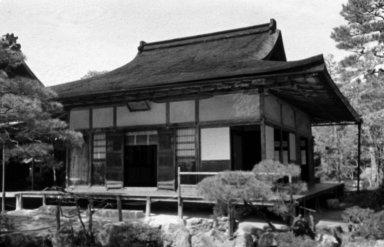 Ginkakuji (Jishoji Temple): Togudo