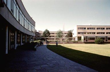 Harvard University: Graduate Center