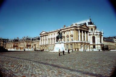 Versailles: Chateau