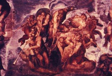 Sistine Chapel: Last Judgment