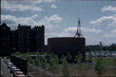 Massachusetts Institute of Technology: Kresge Chapel