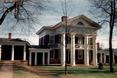 University of Virginia: Pavilion X