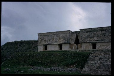 Uxmal: Palace of the Governor
