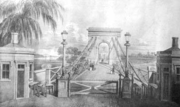 Old Hammersmith Bridge