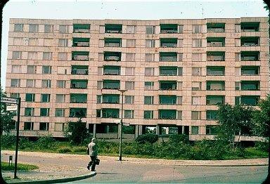 Interbau: Apartments by Aalto