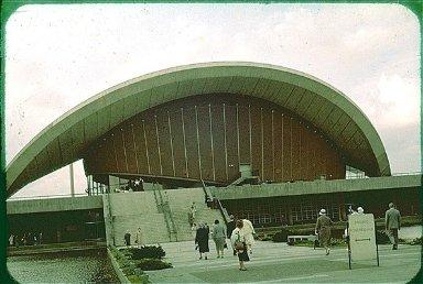 Interbau: Congress Hall