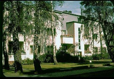 Onkel Toms Hutte Apartments