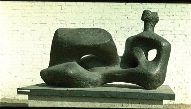 Reclining Figure for UNESCO