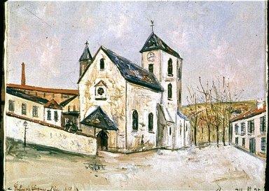 Eglise de Leynes