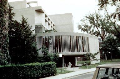 Harvard University: Carpenter Center for the Visual Arts