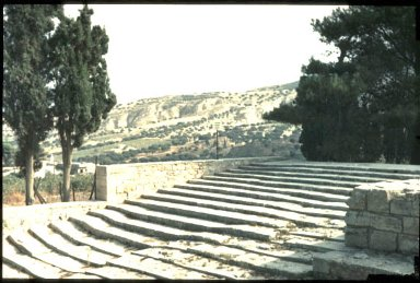 Palace of King Minos: Theater