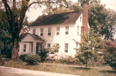 Williams House (now Glebe House)