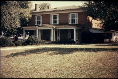 House in the Catawba Valley