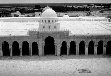 Great Mosque at Kairouan (Qairawan)