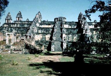 Angkor: Phnom Bakheng