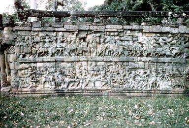 Angkor: Angkor Thom: Terrace of the Leper King