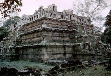 Angkor: Angkor Thom: Phimeanakas