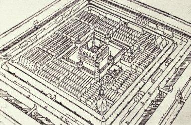Etliche Underricht zu Befestigung der Stett Schloss und Flecken