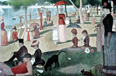 Sunday on La Grande Jatte