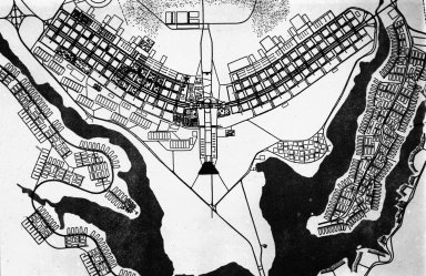 Plan for Brasilia