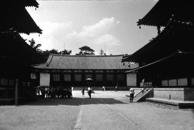 Horyu-ji Temple: Lecture Hall