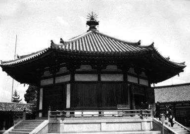 Horyu-ji Temple: Yumedono Chapel