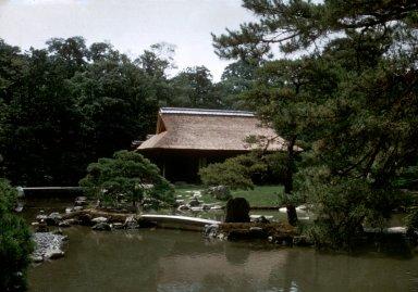 Katsura Imperial Villa: Gepparo
