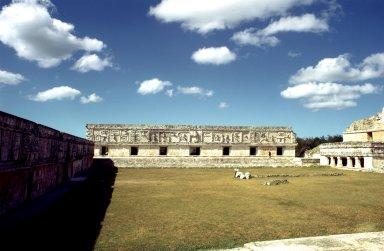 Uxmal: Nunnery
