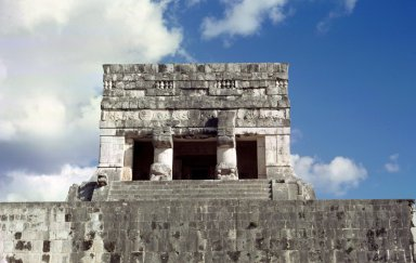 Chichen Itza: Temple of the Jaguars