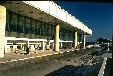 John F. Kennedy Airport: National Airlines Terminal