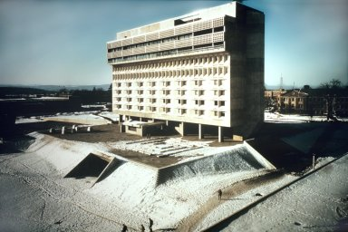 University of Massachusetts Amherst: Murray D. Lincoln Campus Center