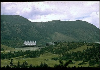 United States Air Force Academy: Chapel
