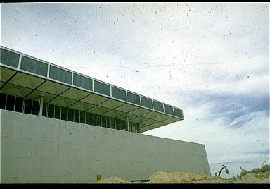 United States Air Force Academy: Mitchell Hall