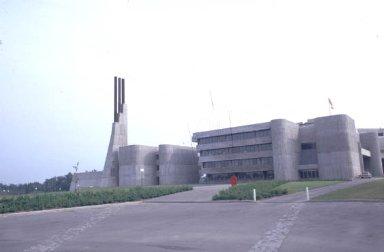 University of Toronto, Scarborough: Andrews Building