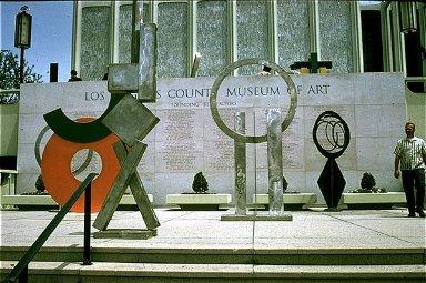 Several Sculptures