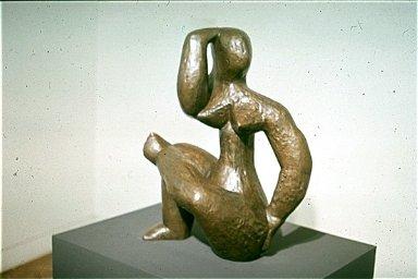 Human Figure, Hamberg, Germany