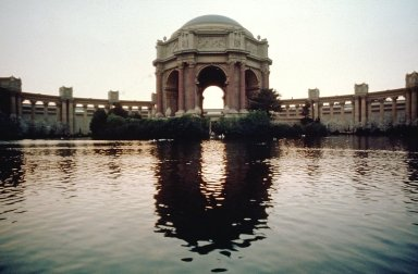 Panama-Pacific International Exposition: Palace of Fine Arts