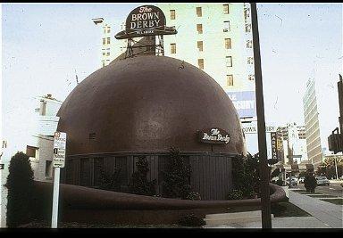 Brown Derby Restaurant