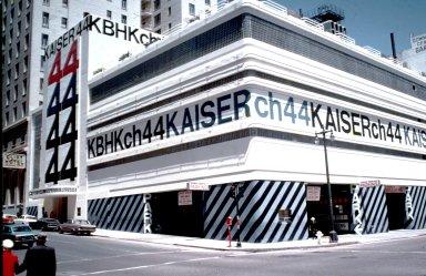 Kaiser Channel 44, KBHT T.V. Studio