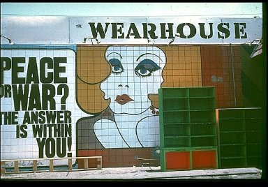 Wearhouse Clothing Store