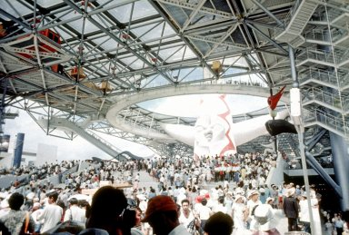 Expo '70: Space Frame