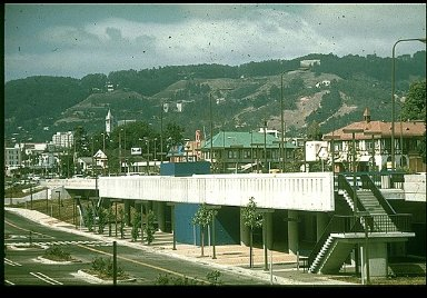 Ashby Station in South Berkeley