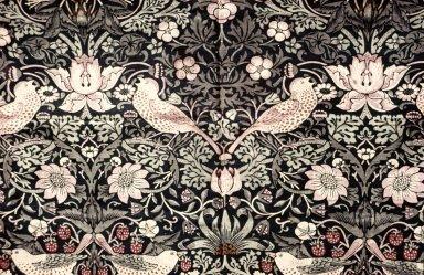 Fabric Design, Strawberry Thief