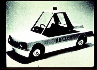 Police Car Project